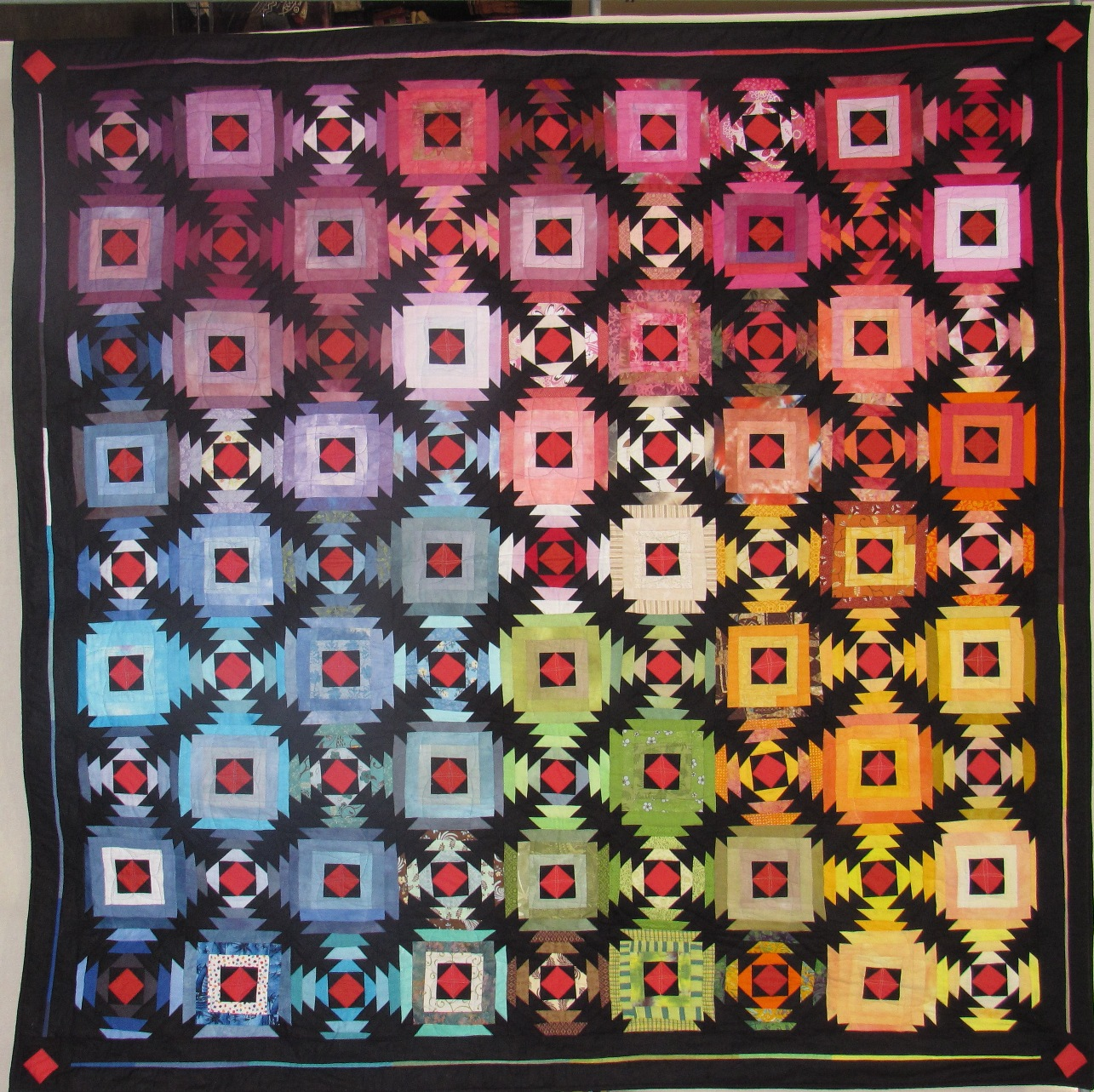 EBHQ 2010 Voices in Cloth Quilts